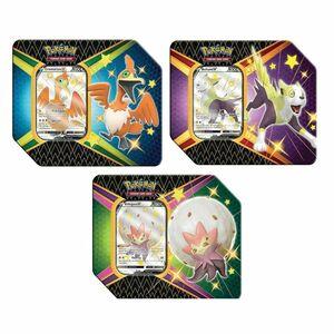 Pokemon TCG Sword & Shield Shining Fates V Tin [Includes 1]