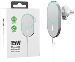 Phone Car Holder Charger,Magnetic Wireless Charger