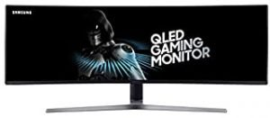 Samsung 49 inch CHG90 Curved Monitor (LC49HG90DMMXUE)