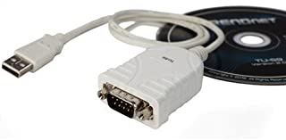 Celestron 18775 USB to RS-232 Converter Cable - White