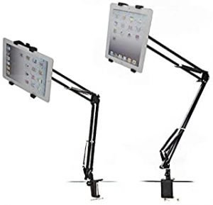 SKEIDO Universal Tablet Stand Holder For Ipad 2 3 4 Air Mini For Samsung Lenovo Lazy Bed Desk Mount For 6-11 Inch Tablet PC