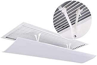 Office Adjustable Air Conditioner Cover Windshield Baffle Shield Wind Guide Bedroom Month Straight Anti-wind (Size : 94cm)