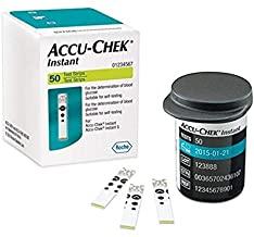 Accu Chek Instant Test Strip