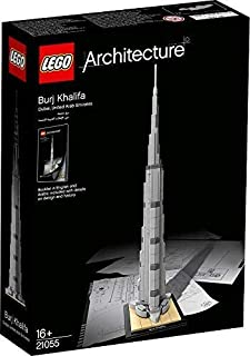 LEGO 21055 Architecture Burj Khalifa Landmark Building Set