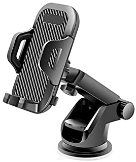 Car Phone Holder 360 degree Dashboard Windshield Cradle Strong Compatible with iPhone Max/12 Pro/12 Pro Max/11 Pro/11 Pro Max/Xs Max