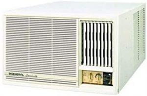 O GENERAL WINDOW AC 2 TON ALGA24 R22 GAS