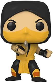 Funko Pop! Games: Mortal Kombat - Scorpion