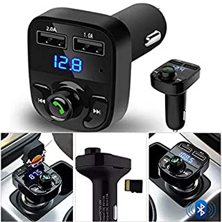 Car-X8 Wireless Car FM Player