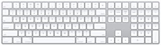 APPLE MAGIC KEYBOARD WITH NUMERIC KEYPAD MQ052LL/A