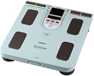 Omron BF511 Body Composition Monitor Turquoise