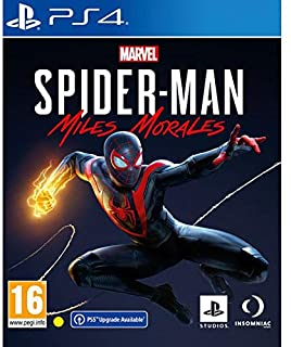 Spiderman Miles Morales (PS4)
