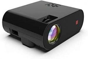 Mini Portable Video Projector Leisure Mini Movie Projector