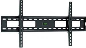 "Ultra Slim Tilt TV Wall Mount Bracket for Samsung UN82NU8000FXZA Flat 82"" 4K UHD 8 Series Smart LED TV (2018) UN82NU8000 - Low Profile 1.7"" fom Wall"