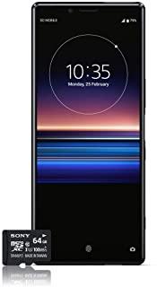Sony Xperia 1 J9110 128GB 6GB RAM International Version - Black