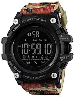 SKMEI Smart Watch 1385 50M Waterproof Watch with Pedometer