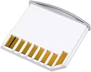 CY Micro SD TF to SD Card Kit Mini Adaptor for Extra Storage Macbook Air / Pro / Retina