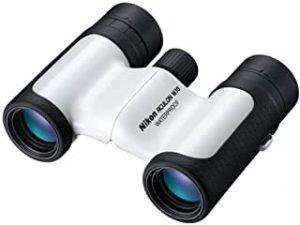 Nikon Aculon W10 8x21 Binocular - White