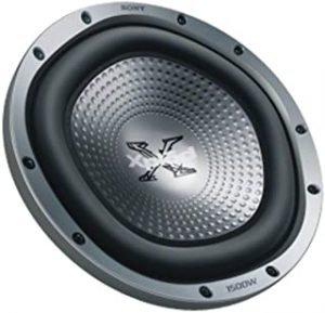 Sony Xplod 2000 Watts 12-Inch Single Coil Car Audio Sub-Woofer