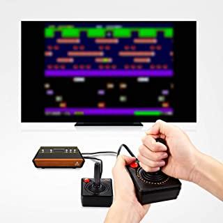 Atari 7A5-4CA-54B Flashback X Retro Console 110 Built-in Games-2 Wired Controllers-HD HDMI-Plug n Play