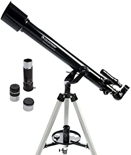 Celestron 21041 PowerSeeker 60AZ Telescope - Multi Color