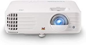 ViewSonic PX701-4K - DLP projector - 3200 ANSI lumens - 3840 x 2160 - 16:9 - 4K