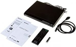 SONY DVP-SR760 Sony DVD Player with USB Play
