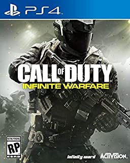 Call of Duty: Infinite Warfare Arabic Edition by Activision - PlayStation 4