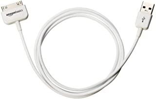 AmazonBasics Apple Certified 30-Pin to USB Cable for Apple iPhone 4