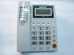 Geepas Corded Telephone - GTP7185