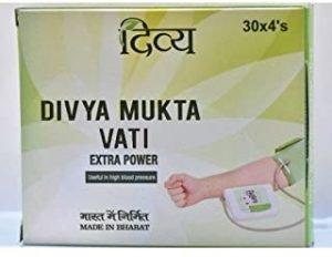 Patanjali Divya Mukta Vati (120 Tablets)