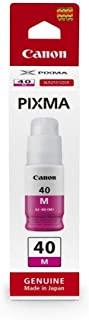 Canon G-Series GI-40 Magenta Ink Cartridge 3401C001