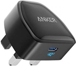 [Upgraded] Anker Nano iPhone Charger