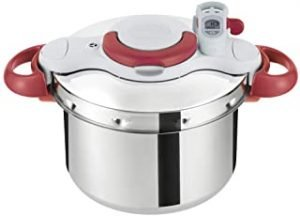 TEFAL Clipso Minut Perfect 9 Litre Pressure Cooker