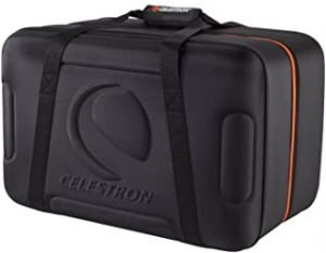 Celestron - Telescope Carrying Case for NexStar Optical Tubes - Fits 4""