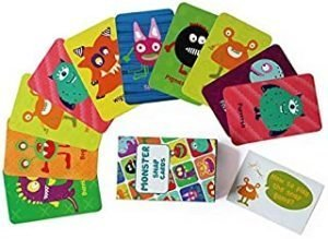 Shumee Animals Matching Snap Card Game for Toddlers