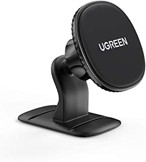 UGREEN Magnetic Car Mount Dashboard Cell Phone Holder Compatible for iPhone 11 Pro