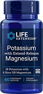 Life Extension Potassium With Extend-release Magnesium