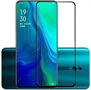Oppo Reno Full Screen Coverage Tempered Glass Screen Protector For Oppo Reno 2019