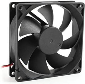 92mm DC 12V 2Pin Computer Case CPU Cooling Fan