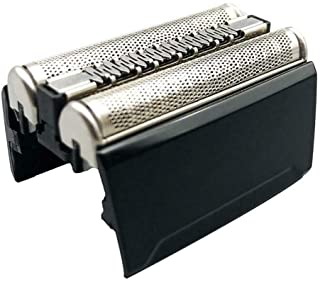 Shaver Replacement Foil and Trimmer Cassette Head Cartridge Compatible with Braun Series 5