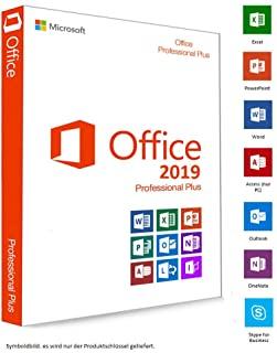 Office 2019 Pro Plus ENGLISH Original License Activation Key