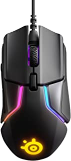 SteelSeries Rival 650 Quantum Wireless Gaming Mouse 62446 PC