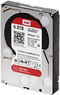 WD Red 8TB NAS Internal Hard Drive - 5400 RPM Class