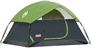 COLEMAN 6 PERSON SUNDOME TENT