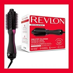 REVLON Salon One-Step Hair Dryer and Volumiser for Medium to Short Hair