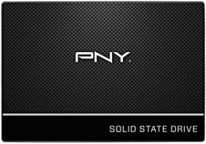 """PNY CS900 2.5"""" SATA III Internal Solid State Drive (SSD) - (SSD7CS900-120-RB) 120GB SSD7CS900-120-RB"""