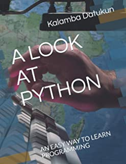 A LOOK AT PYTHON: AN EASY WAY TO LEARN PROGRAMMING