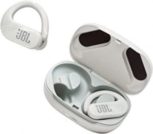 JBL ENDURANCE PEAK 2 Waterproof True Wireless In-Ear Sport Headphones-White