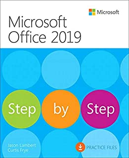 Microsoft Office 2019 Step by Step