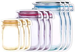 TOROTON Mason Jar Bottles Bags